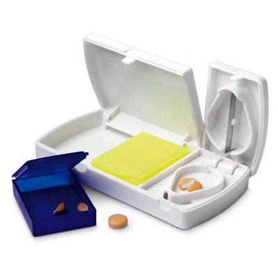 ~iSFun~有切刀的~方便隨身藥盒