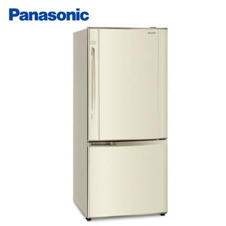 Panasonic 國際牌545公升變頻雙門冰箱NR-B555HV-N