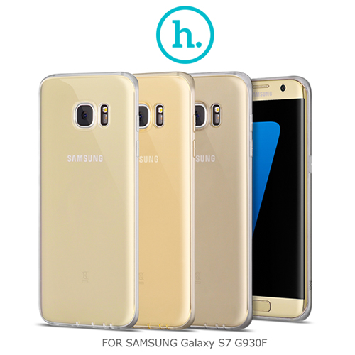 hoco SAMSUNG Galaxy S7 G930F 輕系列 TPU 套