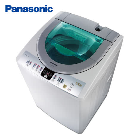 Panasonic 國際牌 14公斤泡沫洗淨洗衣機 NA-158VT