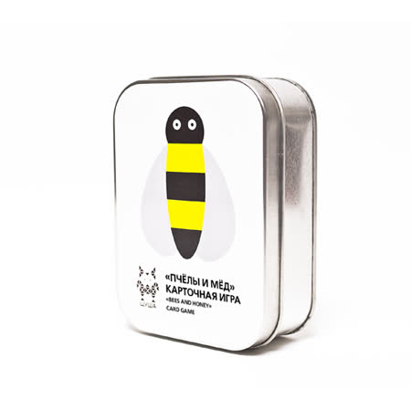 【俄羅斯 SHUSHA】桌遊-蜜蜂勤做工