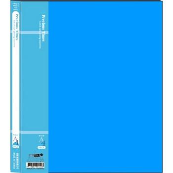 【檔案家】卓越A4攜帶型資料簿20入-可放40頁   OM-V020A16