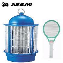 ★贈好禮★『安寶』☆6W電子捕蚊燈 AB-9211 送安寶電蚊拍AB-9907*1支
