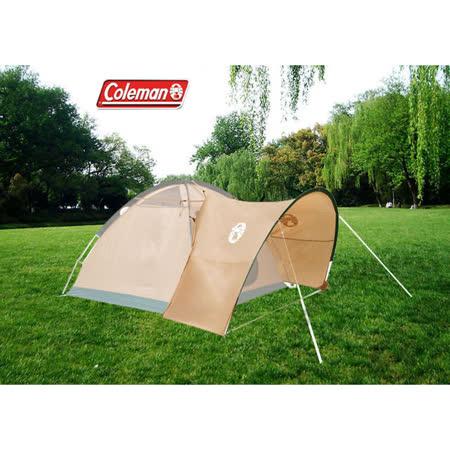 【美國 Coleman】延伸帳-卡其(原廠公司貨)可搭配帳篷.紗網屋連結使用  CM-0456