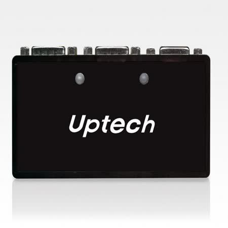 登昌恆 Uptech VS200 螢幕分配器