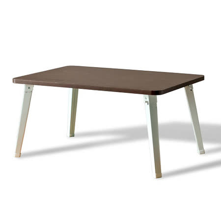 超值和室摺疊桌BQ-VR40BR-胡桃木色(60*40*30cm)