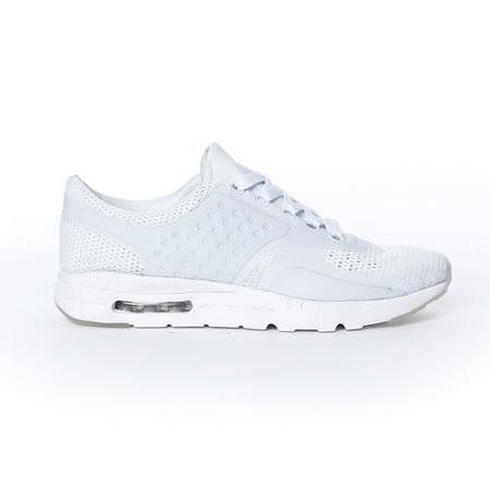 AIRWALK(男) - 復古潮流異材拼接運動鞋 - 白