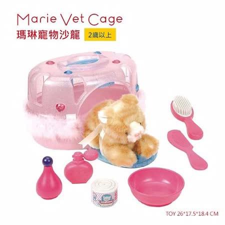 美國【B.Toys】瑪琳寵物沙龍_Battat系列