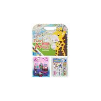 可愛小動物磁貼手提包+HELLO KITTY OR 多啦A夢輕巧包