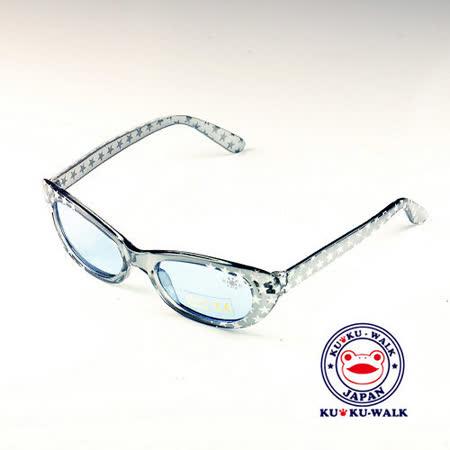 日本Ku Ku Walk兒童太陽眼鏡-雷射星星款