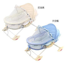【Babybabe】多功能日式搖床