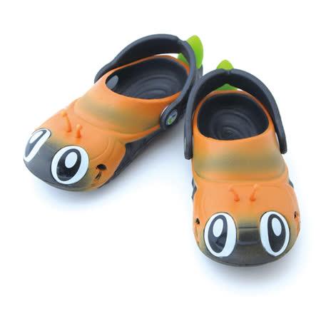 Polliwalks童鞋-螢火蟲(橙色)