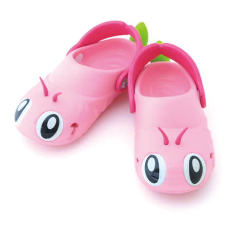 Polliwalks童鞋-螢火蟲(粉紅)