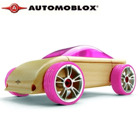 Automoblox德國原木變形車Mini-C9P