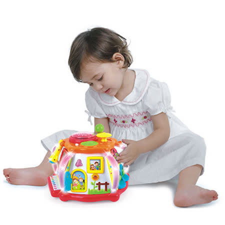 《HUILE》益智16合一玩具組