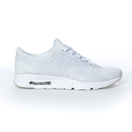AIRWALK(女) - 復古潮流異材拼接運動鞋 - 白