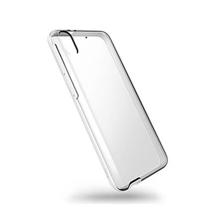 HTC Desire 526G+ 原廠彩邊雙料透明保護殼HC C1070(台灣代理商-盒裝)