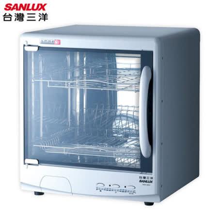 【部落客推薦】gohappy【SANLUX台灣三洋】56L雙層微電腦定時烘碗機 SSK-560S心得台中 愛