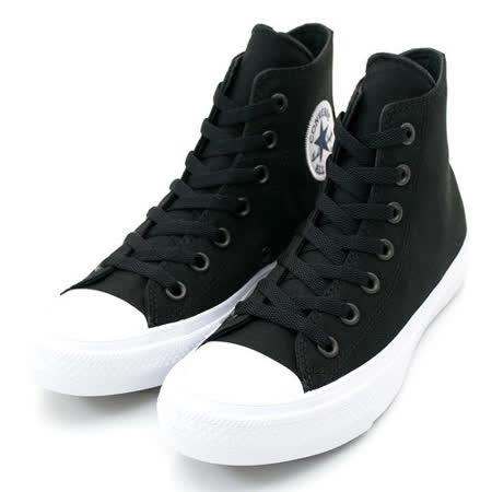 CONVERSE (男女) 匡威 CHUCK 2 休閒鞋 黑-150143C