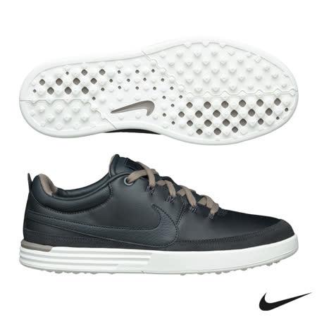 Nike EXPLORER LEA 高爾夫球鞋-黑