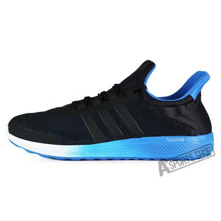 ADIDAS (男) 愛迪達 CC SONIC M 休閒鞋 黑/藍-AQ4711