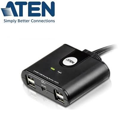 ATEN US224 2埠USB周邊分享切換器