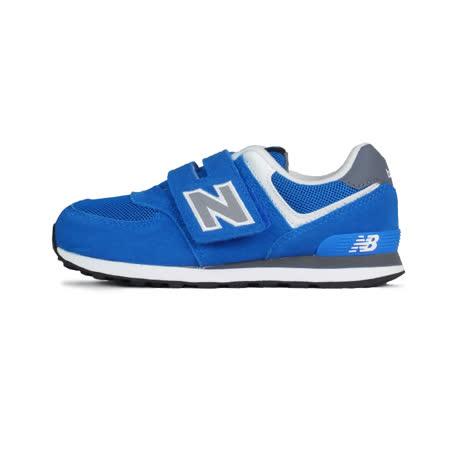 New Balance 574 TIER 3 童 紐巴倫 復古鞋 藍/灰 -KV574P2Y