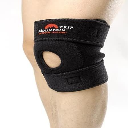 Mountain Trip普款2+1款髕骨護膝魔鬼粘護膝黏貼式護膝保護膝蓋護具黏式護膝