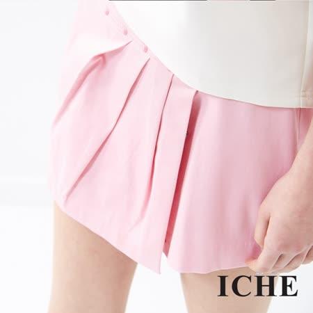 ICHE 衣哲 立體打摺造型褲裙