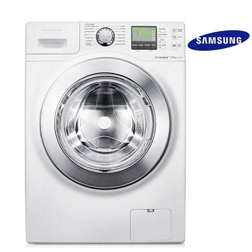 SAMSUNG三星12公斤3D魔力泡泡淨滾筒洗衣機WF1124XBCXTW