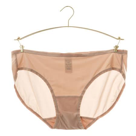 黛安芬-身體底妝-裸色系列 超彈力T-Shirt胸罩 低腰褲 M-EL(膚)-品特匯