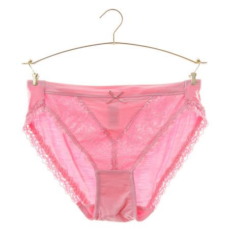 黛安芬-危險V曲線 M-EL低腰褲(奶油草莓)-品特匯