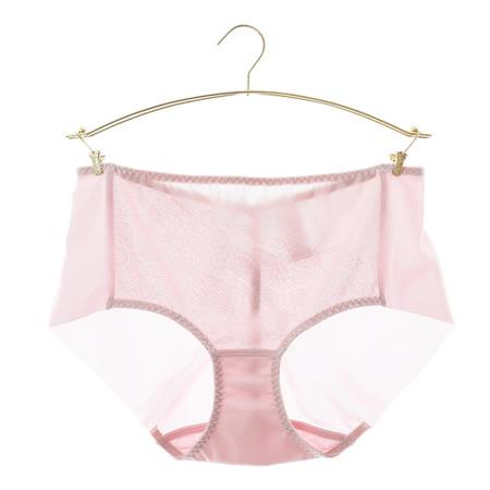黛安芬-超彈力魔術胸罩搭配平口褲 M-EL (淺粉紅)-品特匯