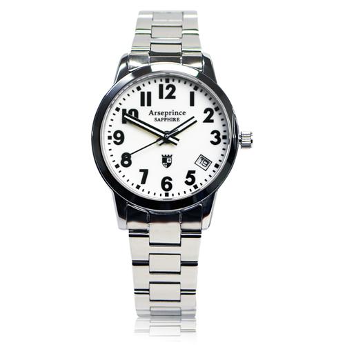 ~Arseprince~ 指針 女錶~白色