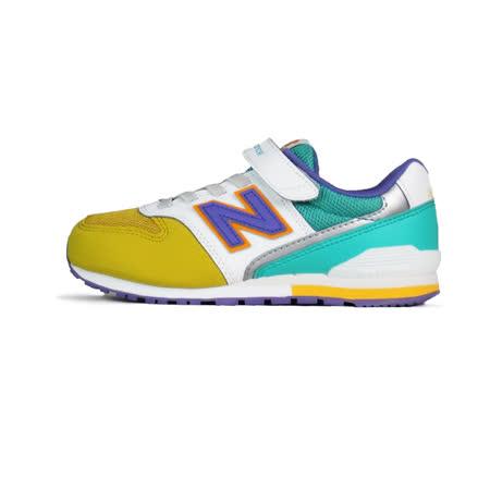 New Balance 996 TIER 1 童 紐巴倫 復古鞋 黃/紫 -KV996YRY