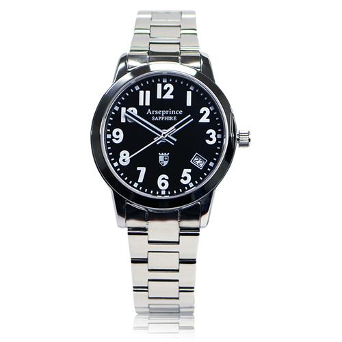 ~Arseprince~ 指針 女錶~黑色