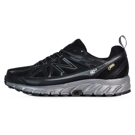 New Balance Gore-Tex 610v4 男 紐巴倫 越野慢跑鞋 黑/灰 -MT610GX4