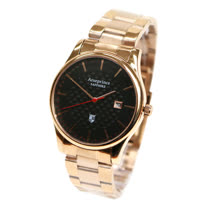 【Arseprince】碳纖科技時尚風潮中性錶-金色