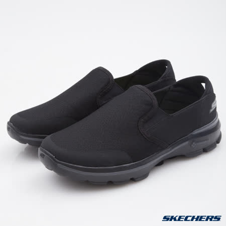 SKECHERS (男) 健走系列 GO Walk 3 - 53988BBK