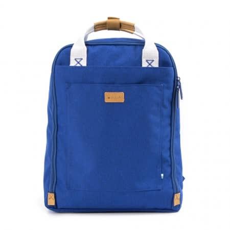 GOLLA 北歐芬蘭時尚極簡後背包(G1764)-藍