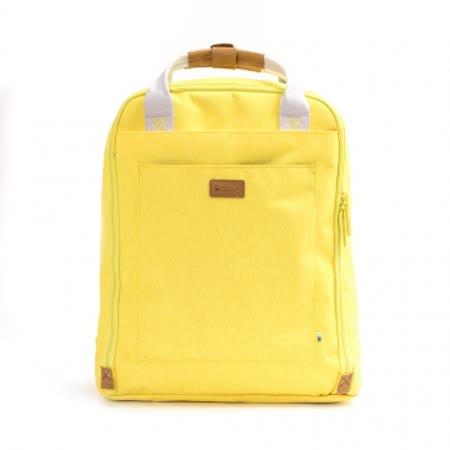 GOLLA 北歐芬蘭時尚極簡後背包(G1765)-黃