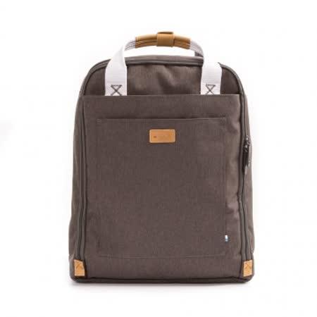 GOLLA 北歐芬蘭時尚極簡後背包(G1766)-褐