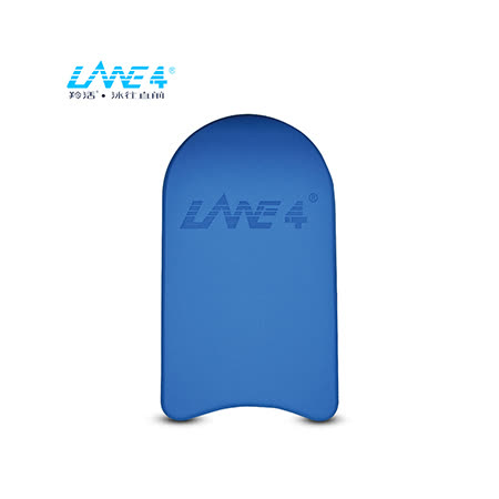 LANE4羚活 雙色游泳浮板-無孔