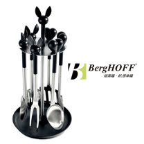 【比利時BergHOFF焙高福】情人鍋-廚房七件組