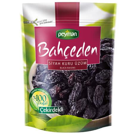 Peyman超大天然有籽黑葡萄乾(160g/包) x4包