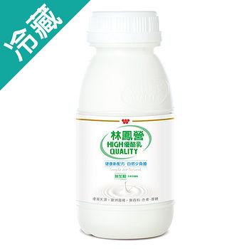 林鳳營高品質優酪乳-無加糖216ml