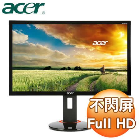 Acer 宏碁 XB240H A 24型 結合 G-SYNC 電競寬螢幕