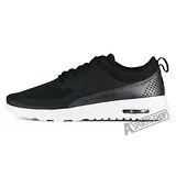 NIKE (女) 耐吉 WMNS NIKE AIR MAX THEA TEXT 休閒鞋 黑/白-819639004