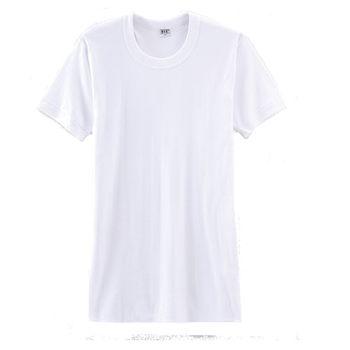 BVD純棉圓領短袖衫(M~XL)