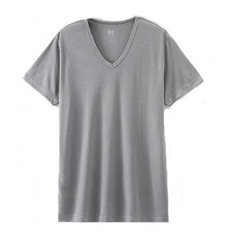 BVD酷爽彩色V領短袖衫(M~XL)